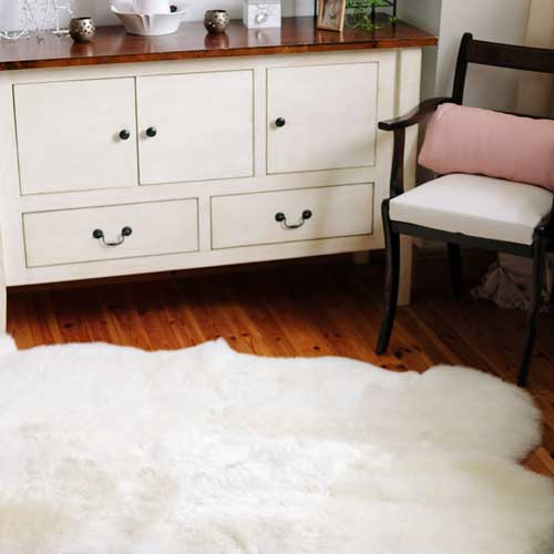 Sheepskin Rug Dry Cleaning: Irish Sheepskin & Lambskin Rugs
